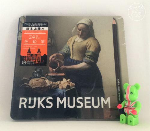 RIJKS MUSEUMパッケージ